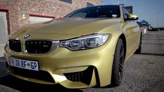 Bmw M track experience part 2