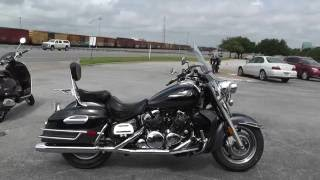 6. 000460 - 2005 Yamaha Royal Star Tour Deluxe XVZ13CTT/C  - Used Motorcycle For Sale