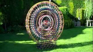 3. K'nex 6ft Ferris Wheel