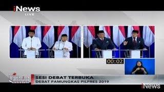 Video [Full] Debat Final Capres dan Cawapres Pemilu 2019 Part 04 - Pemilu Rakyat 13/04 MP3, 3GP, MP4, WEBM, AVI, FLV April 2019