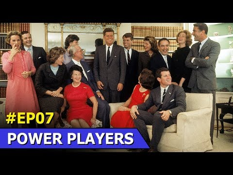 The Kennedys ,Kennedy Legacy | The Kennedys Family | Power Players | Episode 7