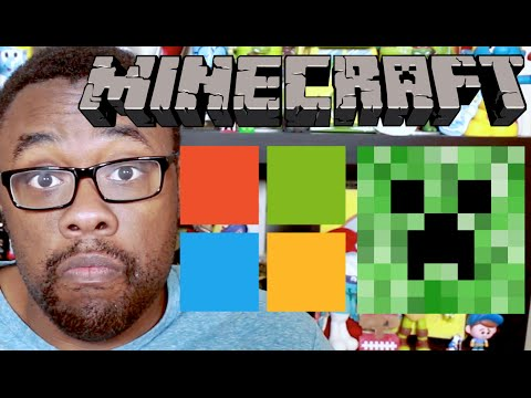 Nerd - Black Nerd talks about Microsoft buying Minecraft from $2.5B. Get a FREE Audiobook for Audible! http://audible.com/andre SUBSCRIBE! Join the Black Nerd Cousins: http://bit.ly/subbnc http://twitter....