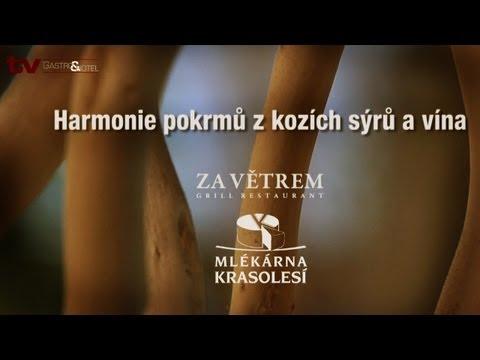 TV Gastro&Hotel: Harmonie pokrmů z kozích sýrů a vína