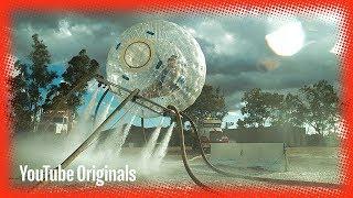 Water Jet Hamster Ball