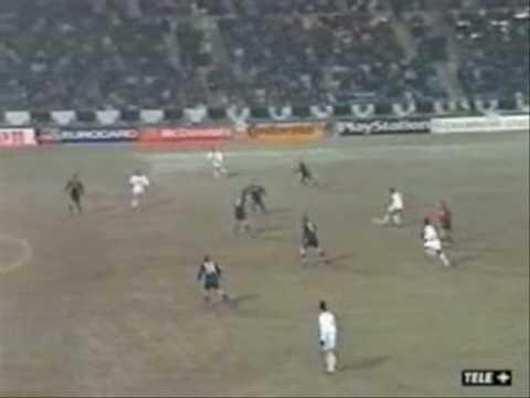 Los mejores goles del 'Pupi' Zanetti