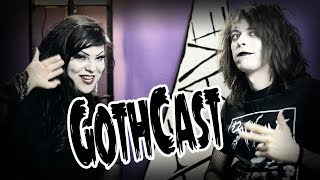 In this interview, I talk to Dr. Sanders and Robbie Gore from GothCast. We talk about show beginnings, Robbie Gore departing the ...