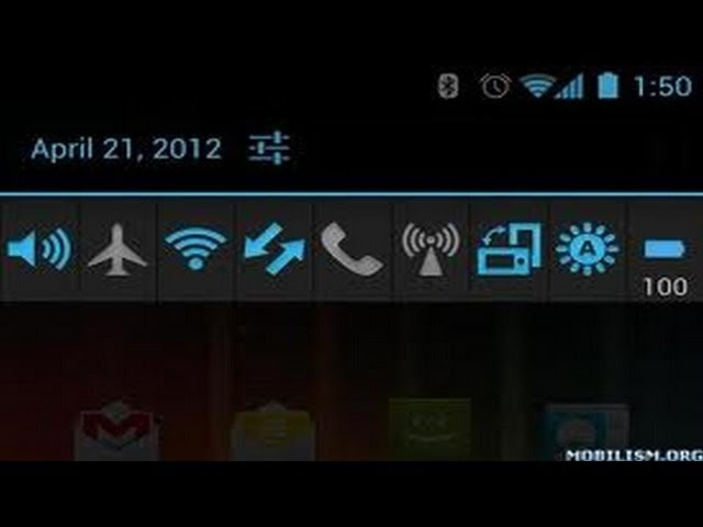 Notification Toggle Android App Review
