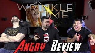 Video A Wrinkle in Time Angry Movie Review MP3, 3GP, MP4, WEBM, AVI, FLV Maret 2018