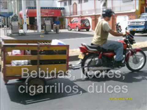Remolques y Furgones para moto, Motoremolques
