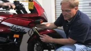 7. Kawasaki 2007 Ninja 500R Stock Suspension Evaluation