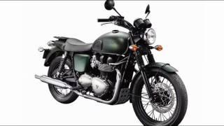 5. 2012 Triumph Bonneville T100 Steve McQueen Edition 865 cc