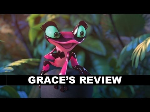 review trailer - Rio 2 movie review! Beyond The Trailer host Grace Randolph shares her review today! http://bit.ly/subscribeBTT Rio 2 Movie Review. Beyond The Trailer host Gr...