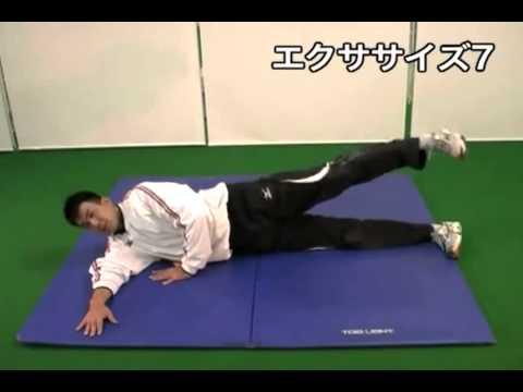 機能する股関節を作ろう!股関節筋機能エクササイズ「トルソ」
