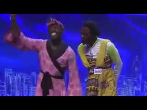 Zulu comedy