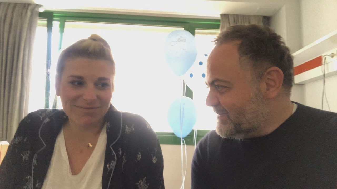 Η γυναίκα που έγινε μητέρα με την πρωτοποριακή ελληνική τεχνική μιλά αποκλειστικά στο ΑΠΕ-ΜΠΕ(eng)