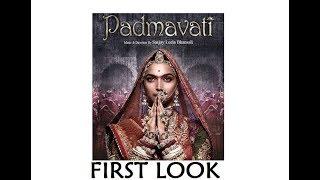 Video Padmavathi first look | Deepika Padukone | Ranveer Singh MP3, 3GP, MP4, WEBM, AVI, FLV Oktober 2017