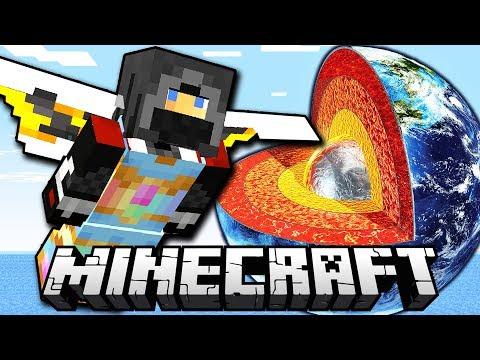 Út a Föld Közepébe!  - Minecraft: Terra Swoop Force