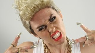 Miley Cyrus - We Can't Stop PARODY!! Key of Awesome #74