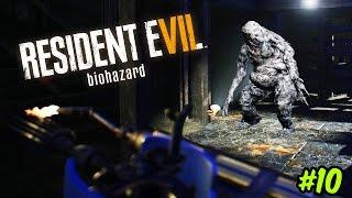 AHIR DÖVÜŞÜ!!  Resident Evil 7: Biohazard #10 [Türkçe]