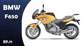 """More:https://goo.gl/qWDEx5"""" Click below to Subscribe for more video """" :https://goo.gl/aNL7McAudio:https://www.youtube.com/audiolibrary/musicBMW F650GS Motorcycles Produced in 2000-present. BMW took what it learned from the original F650 engine, which had been developed by Rotax, and designed the BMW F650GS engine itself. The fuel tank is located under the seat, resulting in a much lower center of gravity, which is extremely conducive to its off-roading potential. Chain-driven rather than shaft-driven, optional switchable ABS. AND BMW BMW F650GS is offroad adventure bike in BMW Motorcycles series."""