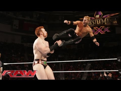 Video: Sheamus vs. Christian