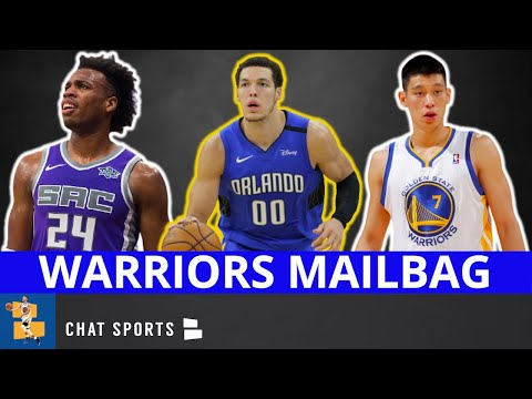 Warriors Mailbag: Aaron Gordon Or Buddy Hield Trade? Sign Jeremy Lin? 2020-21 Record Prediction?