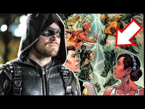 Prometheus Returns Confirmed?! - Arrow Season 6 Crossover