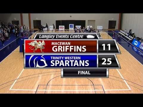 MVB - TWU - 3 MacEwan 0 - January 16, 2015