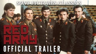 Red Army   Official Trailer Hd  2014