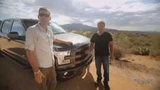 Ford F-150 36 Hour Desert Test