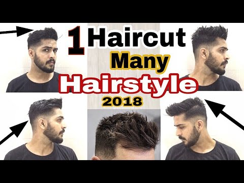 Mens hairstyles - Best Haircut For Sexy & Attractive Hairstyles for Indian Men and Boys 2018