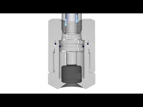 How SV SprayDry® Nozzles Work by Spraying Systems Co