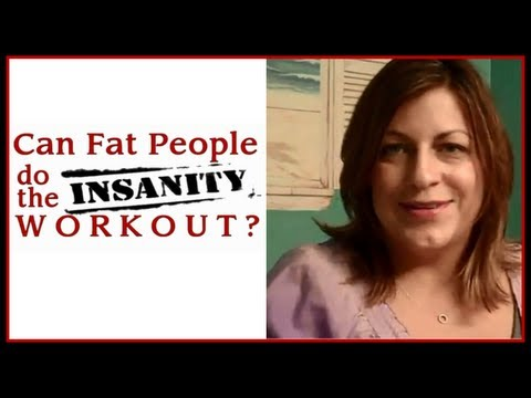 #5 CAN FAT PEOPLE DO THE INSANITY WORKOUT – FINAL THOUGHTS