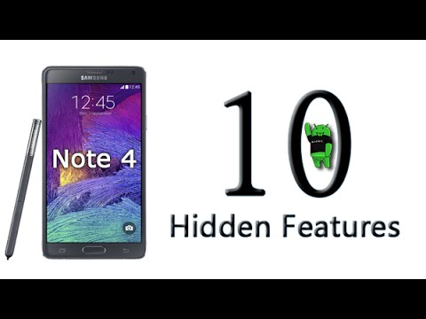 Descargar 10 Hidden Features of the Galaxy Note 4 You Don't Know About para Celular  #Android