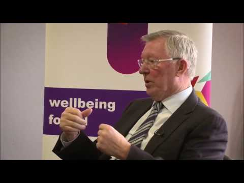 Sir Alex inspires Holy Family Primary