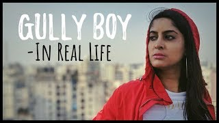 Gully Boy - In Real Life | Rap | Apna Time Aayega | Rickshawali