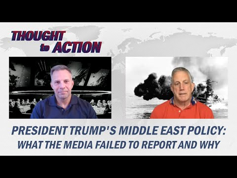 President Trump's Middle East Policy vs. Past Administrations: What the Media Will Not Report