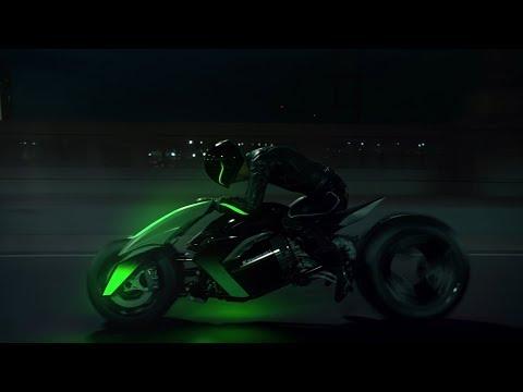 Vídeos de 'El J Concept de Kawasaki, una ficción que podría ser realidad'