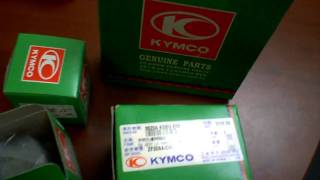 8. Parts for Kymco
