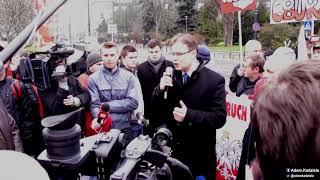 15 dzień protestu osób niepełnosprawnych w Sejmie…