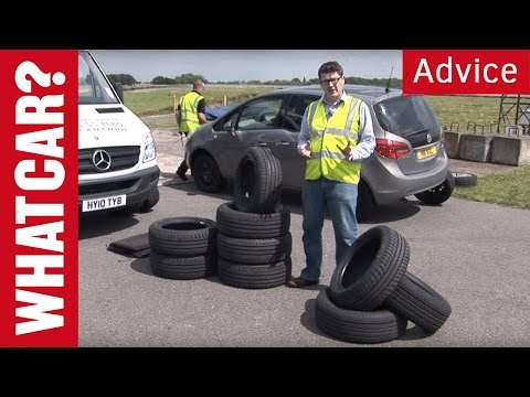 tyres - For more whatcar.com news visit: http://www.whatcar.com/car-news Cheap rubber might be easy on your wallet, but is it really worth the saving? We tested a se...