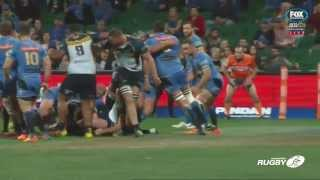 Super Rugby: Brumbies need to beat Crusaders! | Super Rugby Video Highlights