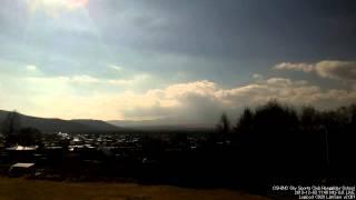 2013-12-03 富士山ライブカメラ_Time Lapse 12fps