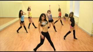 Jessie J - Sexy Silk, Strip Dance - Olya Swan in DS G's B