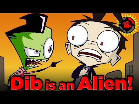 Film Theory: Dib Is An ALIEN! (Invader Zim)