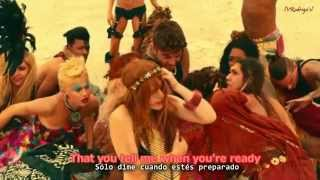 David Guetta - Hey Mama ft Nicki Minaj [Lyrics y Subtitulos en Español]