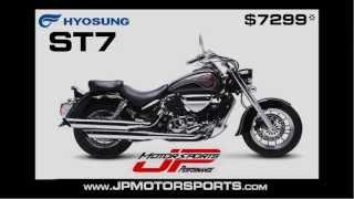 6. Hyosung ST7-JPMotorsports