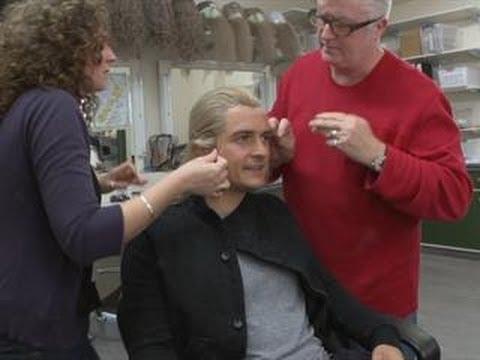 Exclusive: Watch Orlando Geek Out Over 'Hobbit' Return