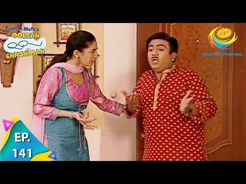 Taarak Mehta Ka Ooltah Chashmah - Episode 141 - Full Episode