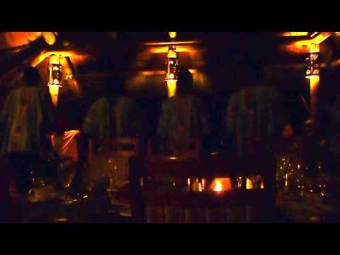 Dinner Serenade at Victoria Falls Safari Lodge, Zimbabwe